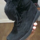 Высокие женские ботинки(новые). Фото 1. Москва.