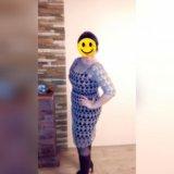 Платье вязаное крючком. Фото 1. Волгоград.