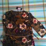 Модная блуза -новая с биркой(48-50). Фото 1.