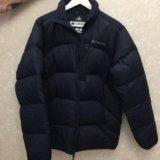 Зимняя куртка / пуховик columbia omni-heat. Фото 1.