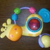 Игрушка погремушка. Фото 1.