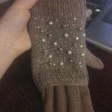 Женские перчатки ,новые ,не подошли по размеру. Фото 3. Зеленоград.