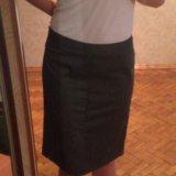 👗костюмная юбка sisley. Фото 4.