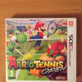 Mario tennis open nintendo 3ds. Фото 1.