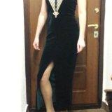 Нарядное вечернее платье сша. Фото 1.