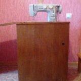 Швейная машинка чайка3. Фото 2. Волгоград.