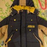 Зимняя куртка 104 в идеальном состоянии. Фото 3.