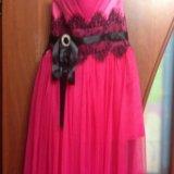 Платье на выпускной. Фото 1.