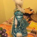 Снегурочка коллекционная кукла. Фото 3. Санкт-Петербург.