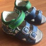 Кожаные сандали котофей. Фото 3. Мытищи.