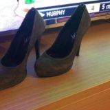 Туфли  нат. замша. Фото 2. Ижевск.