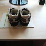 Ботинки для девочки демисезонные. Фото 1.