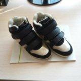 Ботинки для девочки демисезонные. Фото 3.