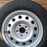 Зимние шины с дисками. Фото 2. Калининская.