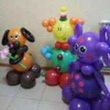 Фигуры из шаров. Фото 3. Ставрополь.