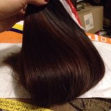 Натуральные волосы 40см. Фото 1. Лесной Городок.