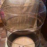 Клетка для попугая ферпласт, б/у. Фото 1.