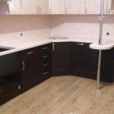 Черно белая кухня. Фото 4.
