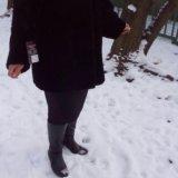 Норковая шуба. Фото 2. Москва.
