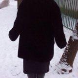 Норковая шуба. Фото 4. Москва.