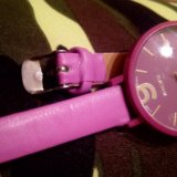 Часики женские фиолетовые. Фото 2.