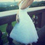 Платье белое,кружевное.на худенькую девушку. Фото 1. Москва.