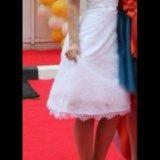Платье белое,кружевное.на худенькую девушку. Фото 2. Москва.