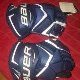 Хоккейные перчатки bauer vapor 1x. Фото 1. Москва.