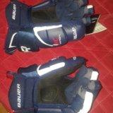 Хоккейные перчатки bauer vapor 1x. Фото 2. Москва.