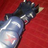 Хоккейные перчатки bauer vapor 1x. Фото 3. Москва.