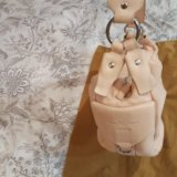 Кожаная сумка armani. Фото 1.