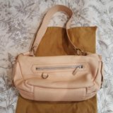 Кожаная сумка armani. Фото 2.