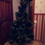 Искусственная елка. Фото 2.