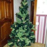 Искусственная елка. Фото 1.