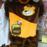 Карнавальный костюм медведь. Фото 1.