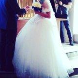Шикарное свадебное платье. Фото 3. Екатеринбург.