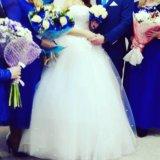 Шикарное свадебное платье. Фото 1. Екатеринбург.