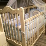 Кроватка детская новая!!. Фото 1. Белореченск.