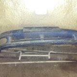 Бампер на ланос. Фото 2.