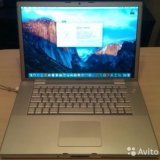 Apple macbook 15ma895 (62 цикла). Фото 1.