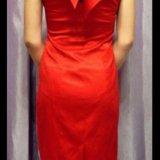 Эксклюзивное вечернее платье размер s. Фото 1.