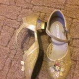 Туфли на девочку. Фото 3.