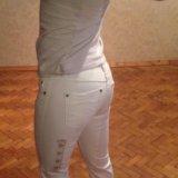 👖новые esprit джинсы-брюки. Фото 1.