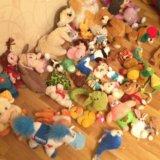 Мягкие игрушки. Фото 1. Орловский.