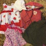 Вещи на девочку. Фото 1. Солнечногорск.