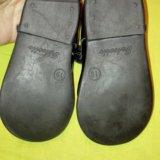 Туфли лаковые 19 р. Фото 2. Томилино.