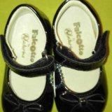 Туфли лаковые 19 р. Фото 3. Томилино.