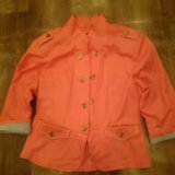Пиджак стильный, состояние отличное. Фото 1.