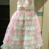 Платье выпускное детское. Фото 1. Пенза.