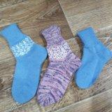 Шерсть, носки, носочки детские. Фото 2.
